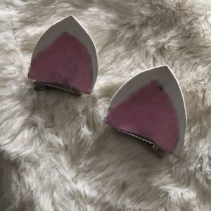 Handmade cat ears
